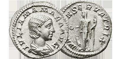 Denarius AR Coin Auktion biddr